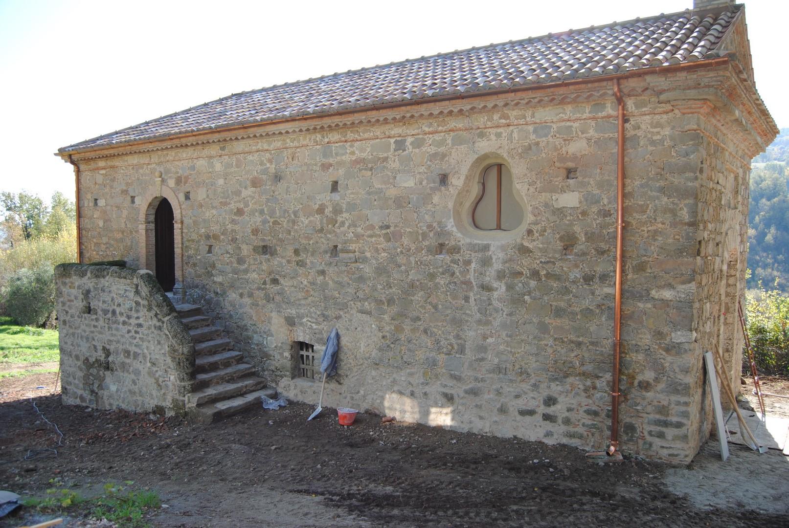 Percorso Chiesetta Fraticelli